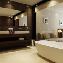 Brown-cream-white-bathroom-twin-basins-3D-Archvis