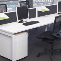 appealing-office-furniture-sales-with-Modern-white-office-desk-with-two-file-cabinet-and-window-seating-office-room-open-floor-swivel-chairs-glass-wall-for-IKEA-Office-Furniture-Sale